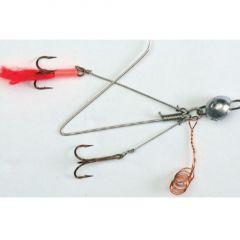 Montura Iron Claw Koederfischsystem S