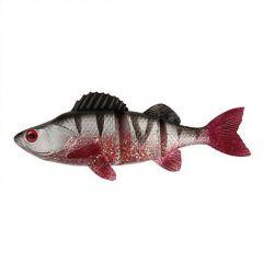 Swimbait D.A.M Effzett Natural Perch, Silver Perch, 14cm