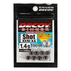 Plumbi Decoy Sinker Type Shot DS-11 2.5g