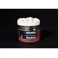 Boilies CC Moore Equinox White Pop-ups 13-14mm