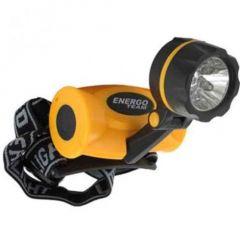 Lanterna cap EnergoTeam Outdoor 6+1 LED-uri