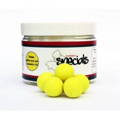 Boilies CC Moore NS1 Pop Ups 14mm Yellow