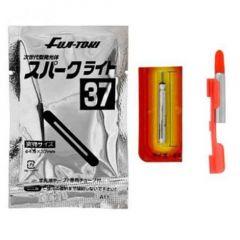 Avertizor Fuji-Toki cu baterie si suport Feeder L