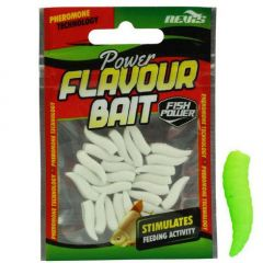Nevis Power Flavour Bait Maggot Green