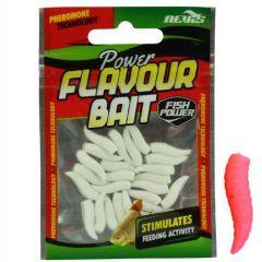 Nevis Power Flavour Bait Maggot Red