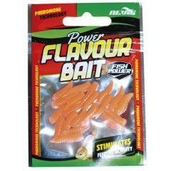 Nevis Power Flavour Bait Maggot Orange 1.5cm