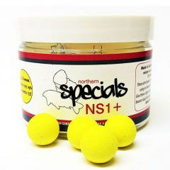 Boilies CC Moore NS1 Pop Ups 13-14mm Yellow