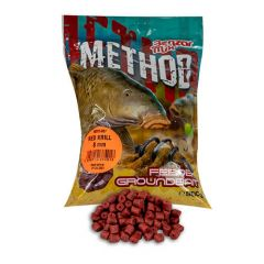 Pelete Benzar Mix Method Feeder Groundbait 800g