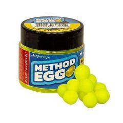 Boilies Benzar Mix Method Egg Honey 8mm