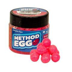 Boilies Benzar Mix Method Egg Krill 8mm