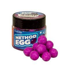 Boilies Benzar Mix Method Egg Plum 8mm