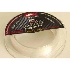 Fir fluorocarbon CPK Invisible Snag Leader 0.60mm/100m