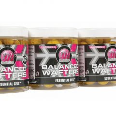 Boilies Mainline Dedicated Base Mix Balanced Wafters Essential Cell 18mm 250ml
