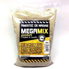 Nada Carp Discount Megamix Feeder Scopex si Vanilie - 1kg