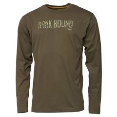 Bluza Savage Gear Bank Bound Camo, marime XXL