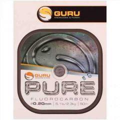 Fir fluorocarbon Guru 0,08mm/2,3lb/50m