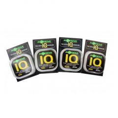 Fir fluorocarbon Korda Fluorocarbon IQ Extra Soft 10lb, 20m