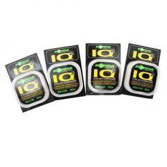 Fir fluorocarbon Korda IQ2 Extra Soft 10lbs/20m
