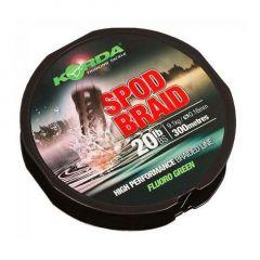 Fir textil Korda Spod Braid Green 0.16mm/9.1kg/300m