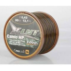 Fir monofilament Prologic XLNT HP camo 0.25mm/4.8kg/1000m