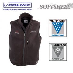 Vesta Colmic Softshell Dark Brown, marime M