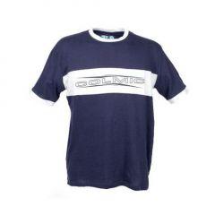 Tricou Colmic albastru/alb, marime XXL