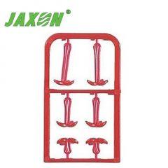 Stopper Jaxon Pro Carp AC-PC019 pentru boilies - Rosu