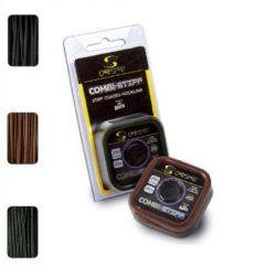 Fir textil Carp Spirit Combi Stiff 25lb/20m Black Silt