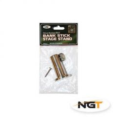 Bank Stick NGT Stage Stand inox 5cm