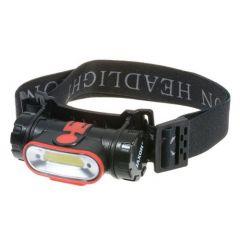 Lanterna cap Jaxon Sensor cu acumulator