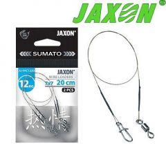 Strune Jaxon Sumato Microfibra 7x7 30cm/8kg - 2buc/plic