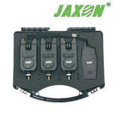 Set 3 avertizori + statie Jaxon XTR Carp Sensitive Stabil