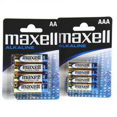 Baterie alcalina Maxell 1,5V/AA