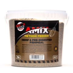 Nada Senzor Method Amix Feeder Hemp&Pre-digested Fishmeal 1kg