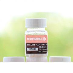 Pelete Rameau flotante alb - Vanilie
