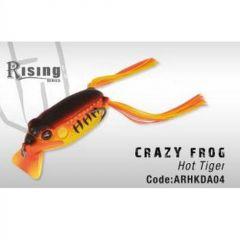 Frog Colmic Herakles Crazy Frog Hot Tiger 7cm/13gr