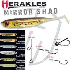 Shad Colmic Herakles Mirror Shad 8.1cm Baby Bass