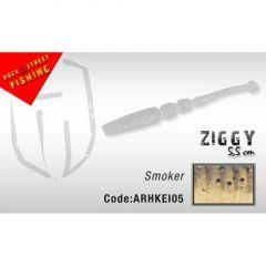 Shad Colmic Herakles Ziggy Shad 5.5cm Smoker