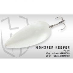 Lingura oscilanta Colmic Herakles Monster Keeper 45g Pearl
