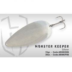 Lingura oscilanta Colmic Herakles Monster Keeper 45g Silver