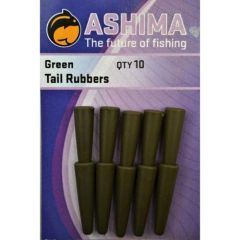 Ashima Tail Rubbers, culoare Dark Brown