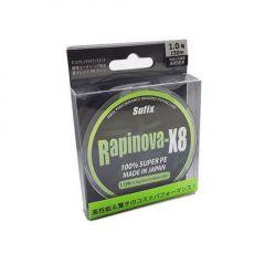 Fir textil Sufix Rapinova Lemon Green 0.148mm/7.5kg/150m