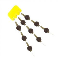 Avid Carp Weighted Naked Flayng Chodbeads
