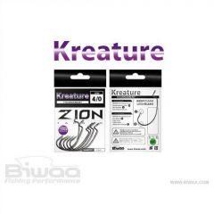 Carlige Biwaa Offset ZION Texas Hook Kreature 903 Series, Nr. 4/0