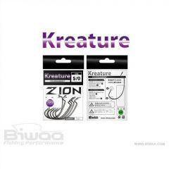 Carlige Biwaa Offset ZION Texas Hook Kreature 903 Series, Nr. 5/0