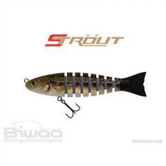 Swimbait Biwaa Strout 9cm/8g, culoare Dojo