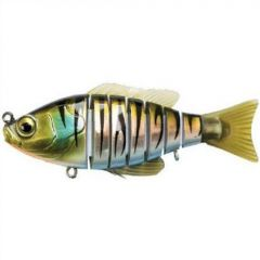 Swimbait Biwaa Seven Section 10cm/17g, culoare Natural Tiger