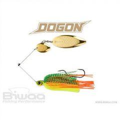 Spinnerbait Biwaa Dogon 21g Fire Tiger-Gold Blades