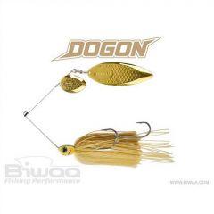 Spinnerbait Biwaa Dogon 14g Gold Ayu-Gold Blades
