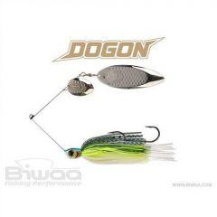 Spinnerbait Biwaa Dogon 14g Sexy Shad-Silver Blades